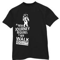 Walk tshirt